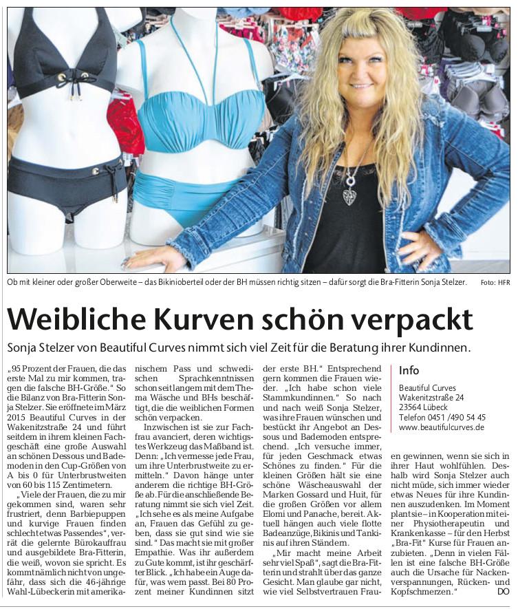 Wochenspiegel - Woman - 28.05.2016